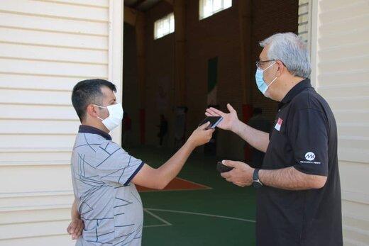 ارومیه، میزبان سه اردوی تیم ملی فلوربال