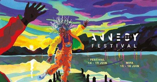 جشنواره آنسی ۲۰۲۱، از قرنطینه کرونا درآمد