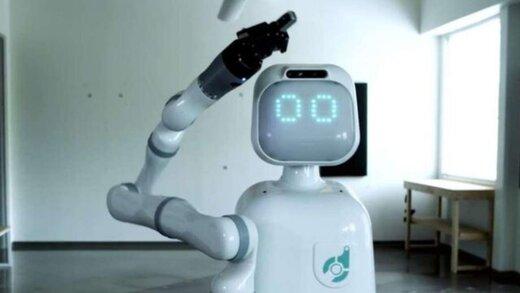 رباتهای ایرانی در صف ورود به مراکز درمانی/ در تحریم،راه صد ساله پیموده شد