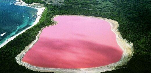 ببینید | عجایب شگفتانگیز و زیبای دریاچههای چینی