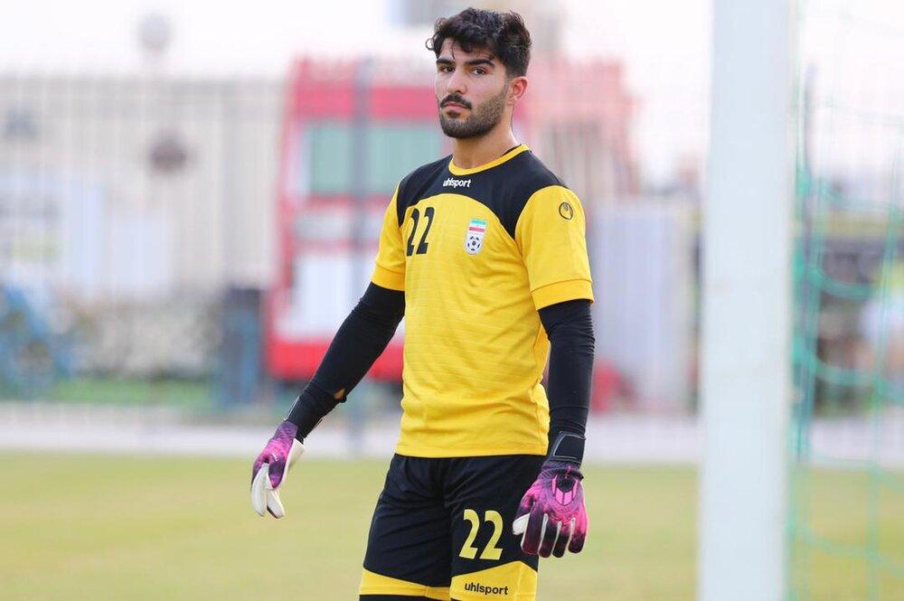 عابدزاده و رویایی تکرار درخشش باشگاهی در تیم ملی/عکس