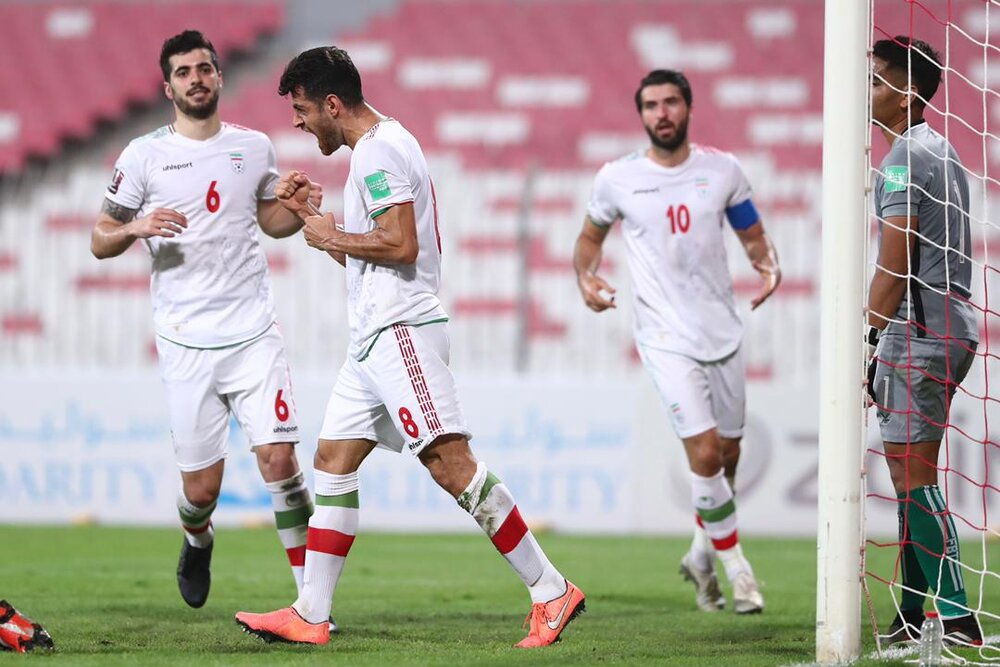 World Cup Qualifiers: Iran too strong for Cambodia