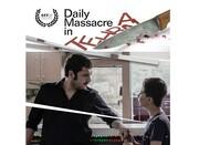«کشتار روز تهران» در اودنسه دانمارک