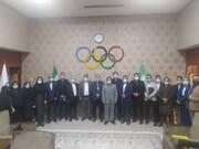 برگزاری نشست هم اندیشی انجمن حقوق ورزشی با فدراسیونهای ورزشی