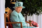 ببینید | جشن تولد ملکه در قلعه ویندزور
