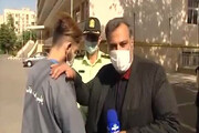 ببینید | دستگیری اراذل میلیاردر در پایتخت