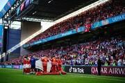 خبر خوش از یورو 2020؛ اریکسن زنده ست/عکس