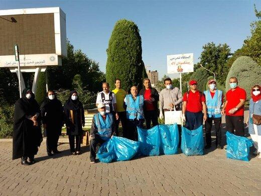 آموزش و ترویج فرهنگ محیط زیست در بوستانهای تهران