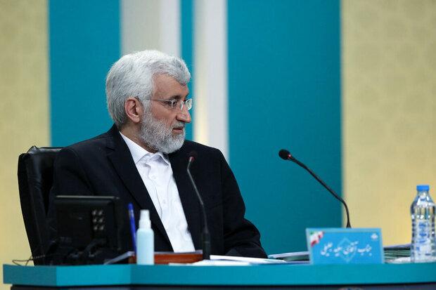 حرف های فوتبالی سعید جلیلی چند روز مانده به انتخابات