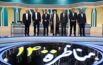 مناظره آخر؛رئیسی گاف داد، جلیلی خودش بود، زاکانی هم احمدی نژاد شد