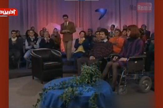 ببینید   اتفاقی عجیب و نادر که باعث اخراج مادامالعمر مجری تلویزیون شد
