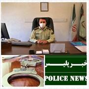 دستگیری ۵ سارق با ۸ فقره سرقت در چهارمحال و بختیاری