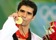 یک آشنا مدال ورزشکار المپیکی را دزدید/عکس