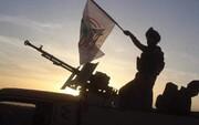 پروازهای جاسوسی آمریکا بر فرار مواضع رژه نظامی الحشدالشعبی