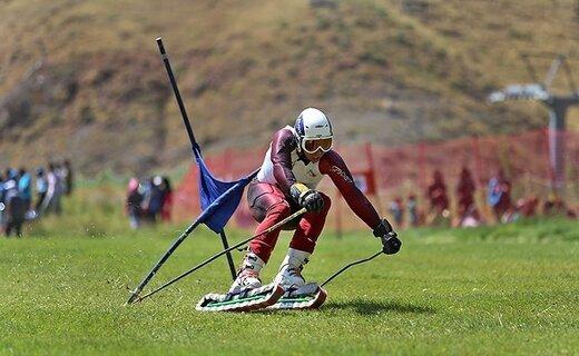 حضور ۱۵ کشور در رقابتهای جام جهانی اسکی چمن دیزین