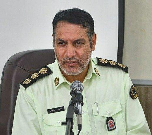  دستگیری عاملان تیراندازی با جان فشانی ماموران انتظامی خرم آباد