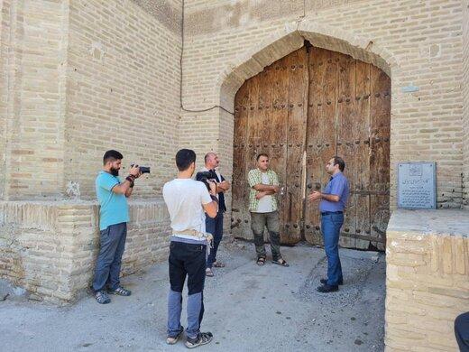کاروانسراهای تاریخی ایران در استان سمنان