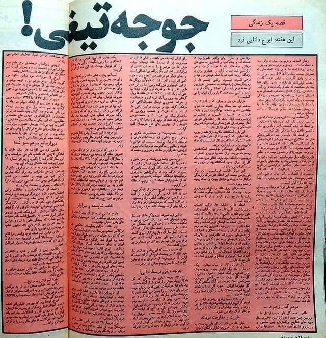 جوجه تیغی فوتبال ایران/عکس