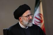 ببینید | حضور رئیسی در تالار بورس تهران