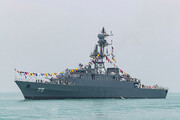 ببینید    قدرتنمایی غرورانگیز نظامی ایران در دریا؛ جدیدترین ناوشکنهای پیشرفته ارتش