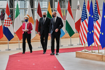 در اجلاس مشترک اتحادیه اروپا و آمریکا چه گذشت؟