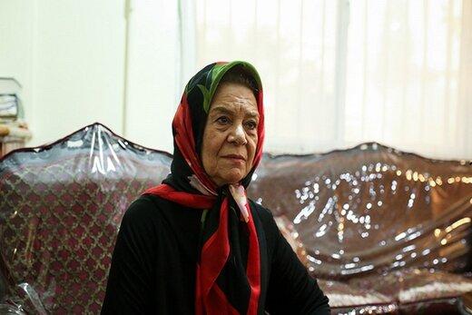 زهره صفوی، بازیگر پیشکسوت: قطعا در انتخابات شرکت میکنم
