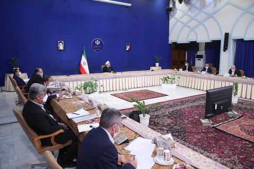 گزارش وزیر کشور به هیات دولت از روند انتخابات ۱۴۰۰
