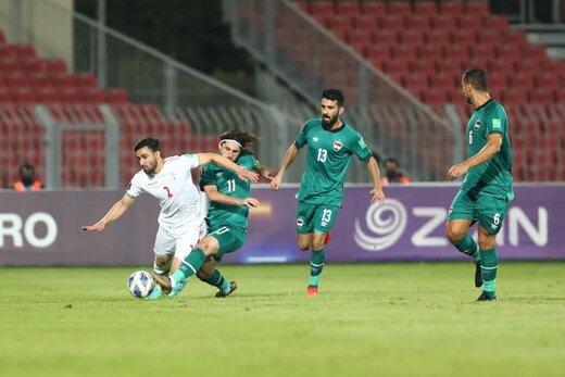 واکنش علی لاریجانی به پیروزی تیم ملی فوتبال مقابل عراق