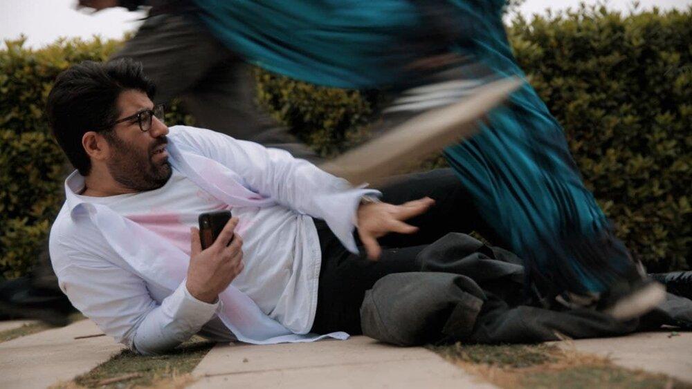 حامد همایون بازیگر سریالی کمدی شد / عکس