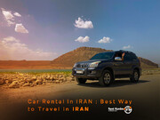 Car rental in Iran; best way to travel in Iran