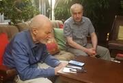 بهزاد نبوی: میرحسین موسوی انتخابات را تحریم نکرده است /از ایشان خواستم مردم را دعوت به مشارکت در انتخابات کند
