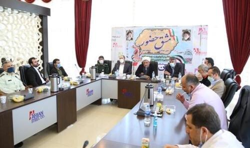 انتخابات برای دشمنان تهدید و برای ملت ایران فرصت است