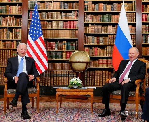 جمهوریخواهان پوتین را بیشتر از بایدن دوست دارند!