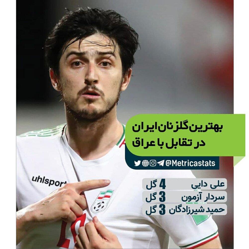 تیم ملی و جهنمی که گلستان شد!