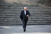 ظریف از راز سر به مهر گفت/عکس