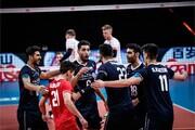 بازگشت تیم ملی والیبال روی دور ناکامی