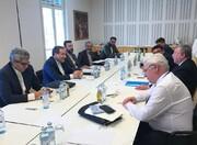 دیدار عراقچی با نماینده هیات روسیه در مذاکرات برجام