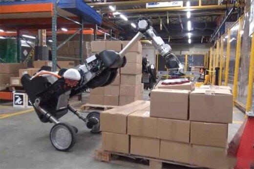 ببینید   رباتهای شگفت انگیز باربر
