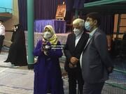 ببینید | صحبتهای محمدرضا عارف پس از رای دادن در حسینه جماران