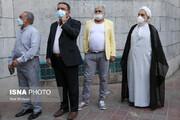 تصاویر | ساعات اولیه رایگیری انتخابات ۱۴۰۰ در تهران