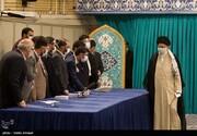 ببینید | رهبر انقلاب: هرکاری که ملت ایران در انتخابات انجام دهند، تعیین کننده آینده آنهاست