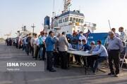 تصاویر | حضور مردم بوشهر پای صندوقهای رای