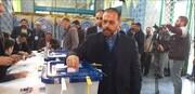 هشدار انصاری درباره اثرات رأی ندادن /ره پیک: تعداد تعرفه ها بیش از صددرصد است /معاون پارلمانی روحانی رأی داد