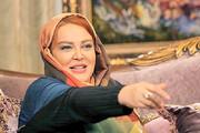 عکس | حضور همزاد «بهاره رهنما» در انتخابات