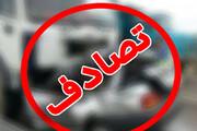 ببینید | تصادف دلخراش نیسان با خودروی کوییک