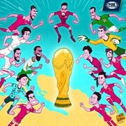 ببینید: ایران و ۱۱ تیم دیگه در مسیر جام جهانی!