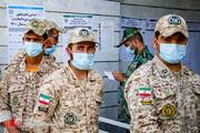 تصاویر | سربازان میهن هم به استقبال صندوق رای رفتند