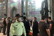 ببینید | افزایش چشمگیر رایدهندگان در حسینیه ارشاد پیش از ساعت ۲۱:۰۰