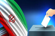 عکس | حضور قربانی اسیدپاشی اصفهان پای صندوق رای