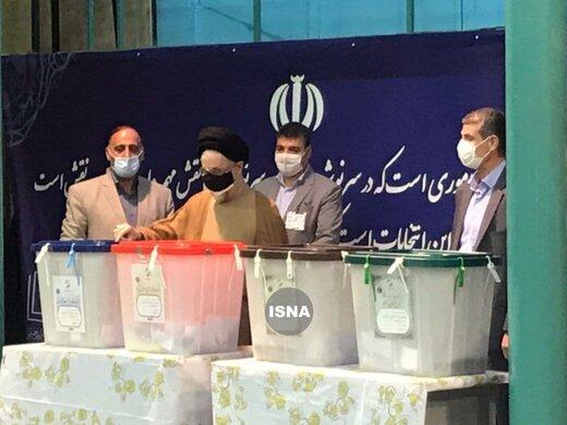 پیش بینی سیدمحمد خاتمی از نتیجه انتخابات